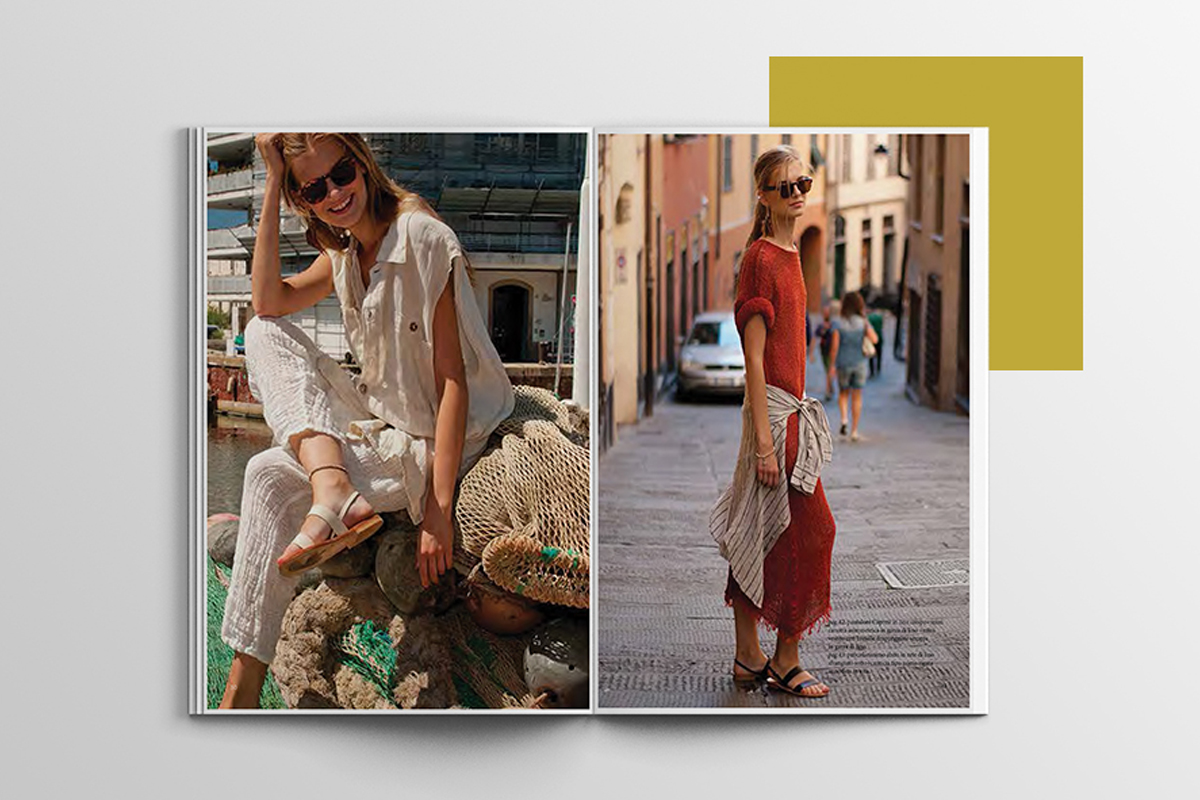 Civico31 per La Bottega di Brunella - Photography - Catalogo - Lookbook