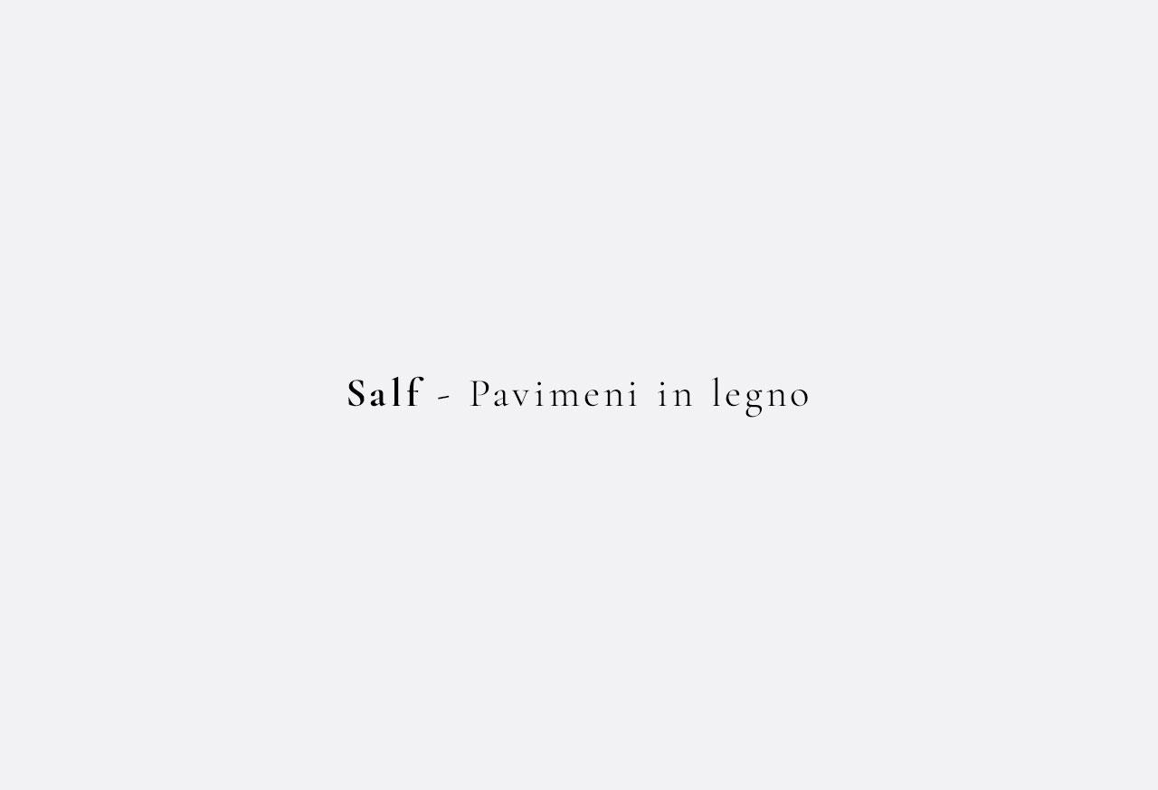 Salf – Pavimenti in Legno